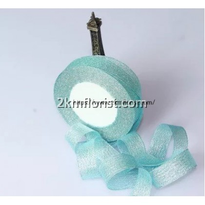 2cm CHROME SHINING colour Ribbon